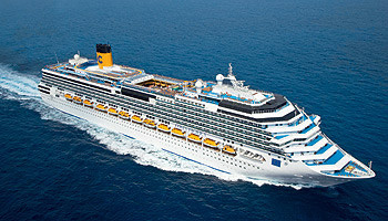 Costa Crociere verstärkt Präsenz auf Sardinien und Sizilien