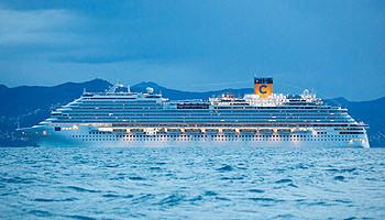 Costa-Kreuzfahrten im September ausschließlich in Italien und für italienische Gäste