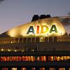 AIDAcara als erstes Schiff der AIDA-Flotte in Australien