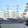 Fürstlicher Besuch beim 828. Hafengeburtstag Hamburg