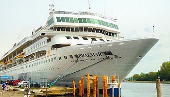 Fred. Olsen Cruise Lines: Treffen der Flotte in Bergen am 28. Juli