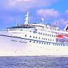 Spanische Gruppe Els Valldemossa an Bord von MS Ocean Majesty