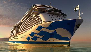 Restart in Alaska: Princess nimmt Kreuzfahrtbetrieb ab 25. Juli wieder auf