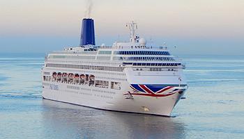 P&O Cruises – Herbstspecial mit Sparpreisen und Bordguthaben