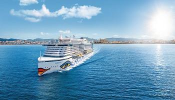AIDA Cruises startet Kreuzfahrten erst am 6. September 2020