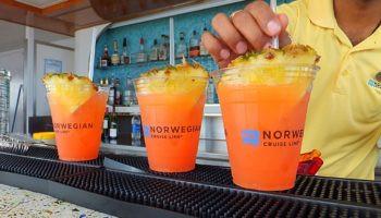 Norwegian Cruise Line Holdings setzt auf Reduzierung von Plastikmüll an Bord