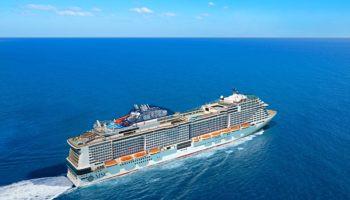 MSC Cruises – Line-up zur Taufe der MSC Bellissima in Southampton steht