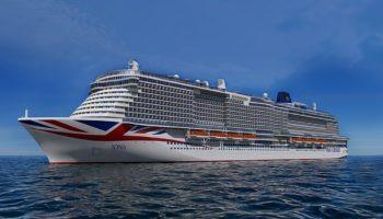 Neues P&O-Flaggschiff Iona kreuzt in seiner Premierensaison durch Norwegens Fjorde