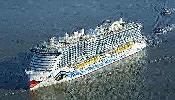 Aktueller Nachhaltigkeitsbericht von AIDA Cruises