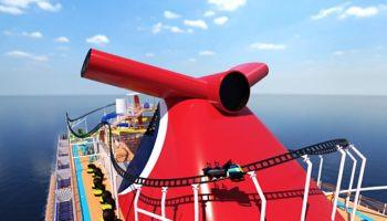 Carnival Cruise Line 2020 mit drei Schiffen in Europa