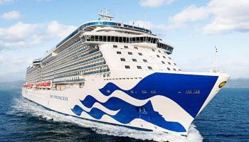 Princess Cruises kreuzt 2021 mit den neuesten Schiffen in Europa