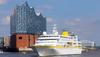 """""""Verrückt nach Meer"""" an Bord der MS Hamburg"""