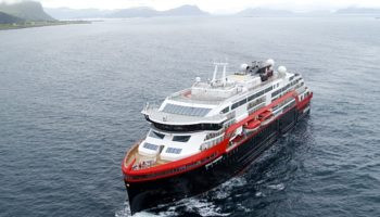 COVID-19 an Bord der Fridtjof Nansen – Spitsbergen-Tests negativ