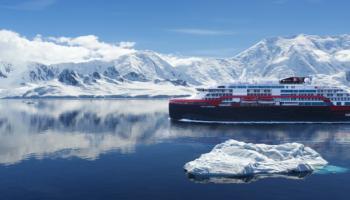 Arktis in Echtzeit:Neuntägige Hurtigruten-Expedition vom Sofa aus erleben