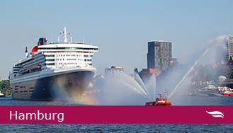 Schiffsankünfte in Hamburg © Melanie Kiel