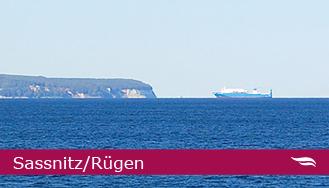 Schiffsanläufe auf Rügen © Melanie Kiel