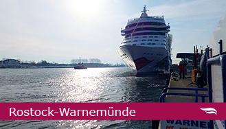 Schiffsankünfte in Warnemünde © Melanie Kiel