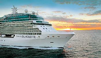 Die Celebrity Silhouette © Celebrity Cruises