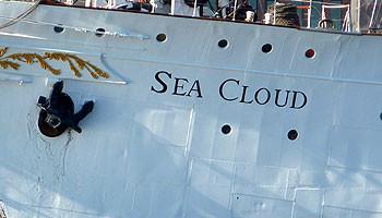 Die Sea Cloud © Melanie Kiel