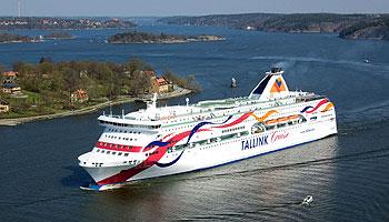 Brasilianische Küche an Bord von Tallink_Silja