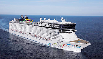 Die Norwegian Epic © NCL