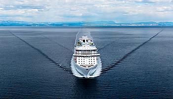 Regal Princess, das Flaggschiff von Princess Cruises © Princess Cruises