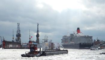 Der 825. Hafengeburtstag Hamburg