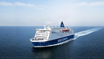 Die King Seaways © DFDS Seaways