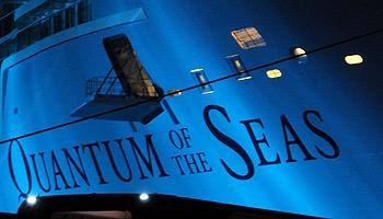 Quantum of the Seas © Melanie Kiel