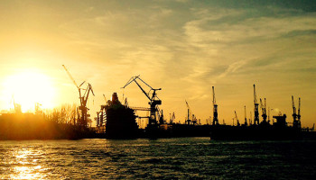 Queen Victoria im Blohm + Voss Dock Elbe 17 © Melanie Kiel