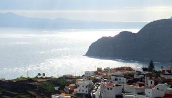 La Gomera bietet wunderbare Ausblicke © Melanie Kiel
