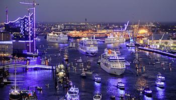 Hamburg Cruise Days-Parade © Hamburg Cruise Days