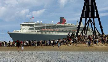 Cuxhaven Am Weltschifffahrtsweg Ist Ein Hotspot F 252 R