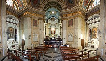 Die Kirche Stella Maris in Haifa © goisrael.de