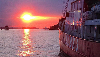 Feuerschiff Elbe 3 © Melanie Kiel