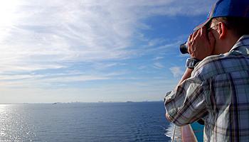 Kiek mol - Käptn Kuddels Kolumne © Komm auf Kreuzfahrt