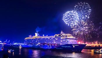 Die Mein Schiff von TUI Cruises bei den Cruise Days © Melanie Kiel