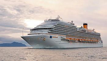 Das Costa Flaggschiff Costa Diadema © Costa Kreuzfahrten