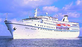 MS Ocean Majesty © Hansa Touristik