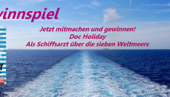 Gewinnspiel Doc Holiday © Melanie Kiel