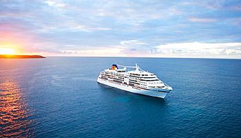 Die MS Europa © Hapag Lloyd Cruises