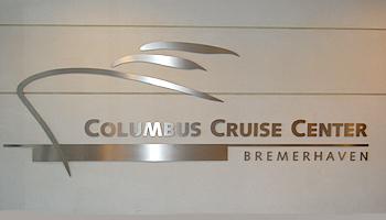 Columbus Cruise Center Bremerhaven © Melanie Kiel