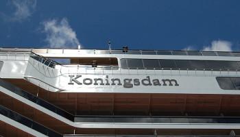 Die Koningsdam verfügt über 1.331 Kabinen für bis zu 2.650 Passagiere sowie 1.025 Crewmitglieder und ist das größte Schiff der Holland America Line © Melanie Kiel