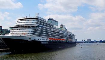 MS Koningsdam der Holland America Line © Melanie Kiel