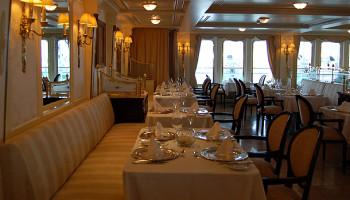 Speisen im Restaurant Vier Jahreszeiten © Melanie Kiel