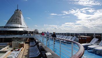 Die Marina von Oceania Cruises © Melanie Kiel