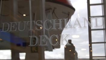 Deutschland-Deck © Melanie Kiel