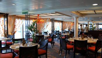 Terrace Café - das Büfettrestaurant auf der Marina (Deck 12) © Melanie Kiel