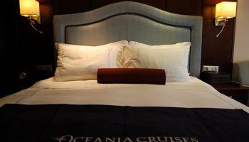 Ein Ort zum Träumen - die gemütlichen Betten © Melanie Kiel