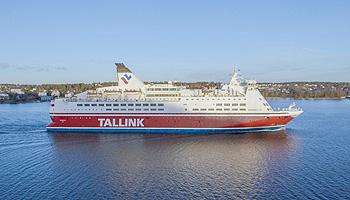 Mit der M/S Isabelle von Riga nach Stockholm © Tallink Silja